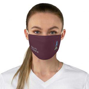 Sci Fi Cadre Fabric Face Mask