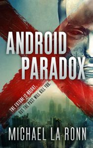Android Paradox Cover