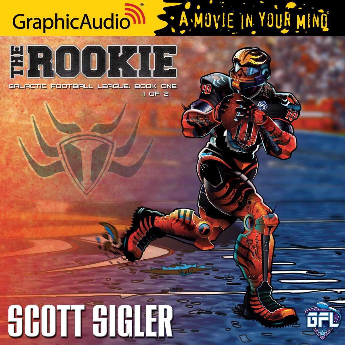 Galactic Football League 1: The Rookie