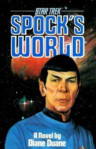 Spock's World Cover