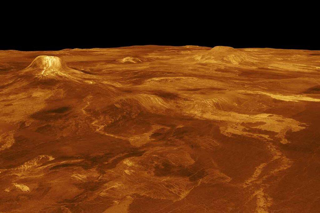 Phosphine Found On Venus