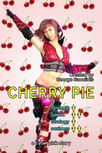 Cherry Pie A Cyberpink Story