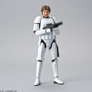 Bandai Star Wars Han Solo Stormtrooper 1/12 Model Kit