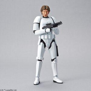 Bandai Star Wars Han Solo Stormtrooper 1/12 Model Kit