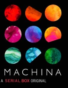 Machina from Serial Box Cover