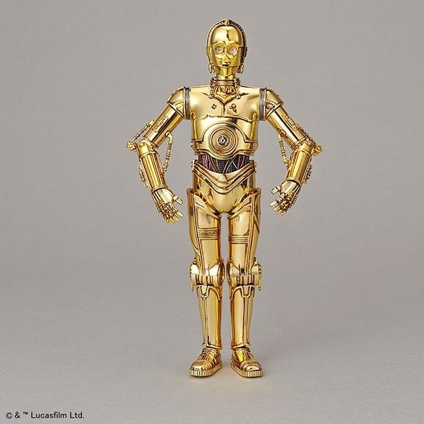Star Wars 1/12 C-3PO & R2-D2 Model Kit - C-3PO