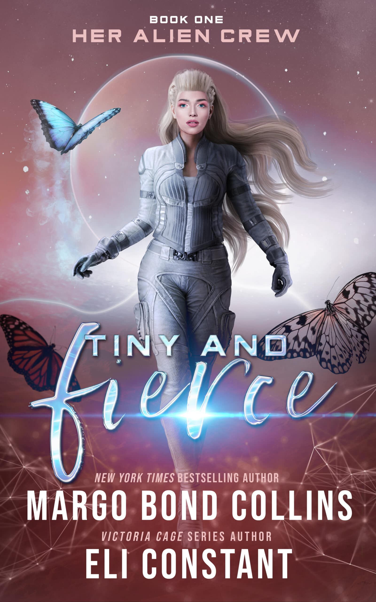 Tiny and Fierce: A Sci Fi Alien Reverse Harem Romance