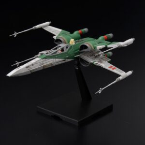 Bandai Star Wars X-Wing Fighter 1/72 Model Kit, from The Rise of Skywalker