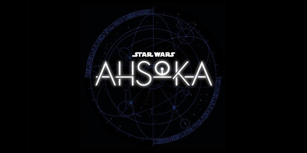 Ahsoka Series Logo