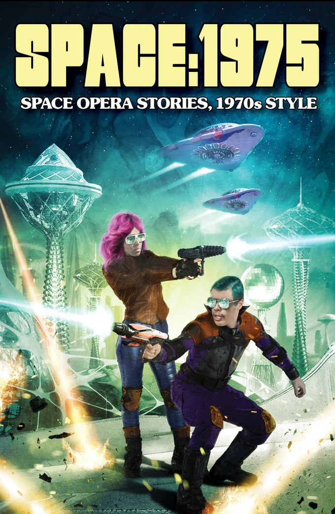 Read more about the article Space 1975: Space Opera Stories with a 1970s Twist